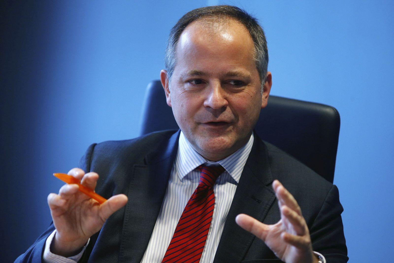 Benoit Coeure / EZB