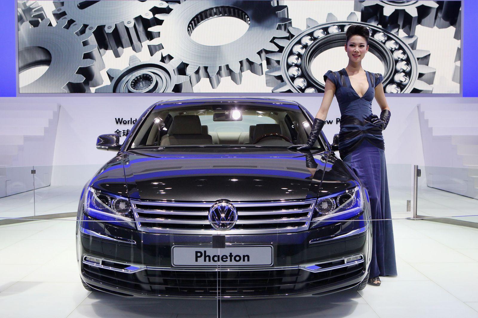 VW / China
