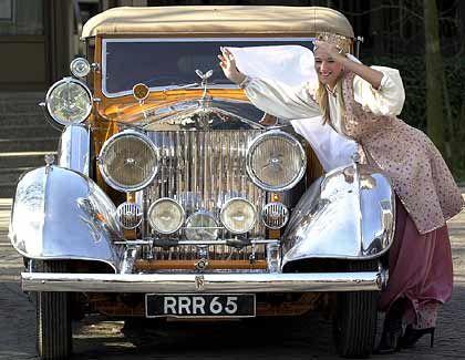 Rolls-Royce Phantom II: Glanz und Gloria des englischen Autobaus
