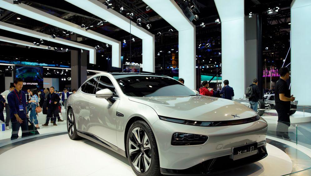 Elektroauto-Neulinge in China: Die spannendsten E-Boliden der Shanghaier Automesse