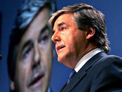 Erwartet für sein Haus keine weiteren Korrekturen:Deutsche-Bank-Chef Ackermann