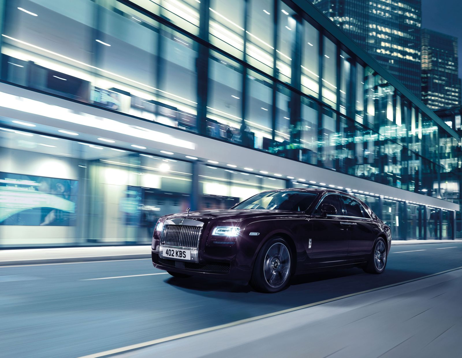 Rolls-Royce / GHOST V-SPECIFICATION