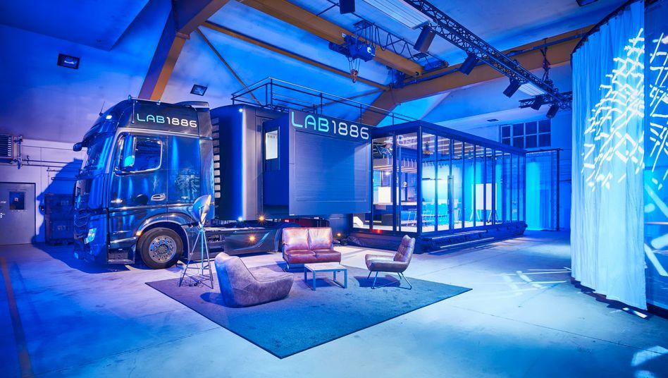 Aus die Maus: Lab1886, das Innovationslabor der Daimler AG, soll geschlossen werden