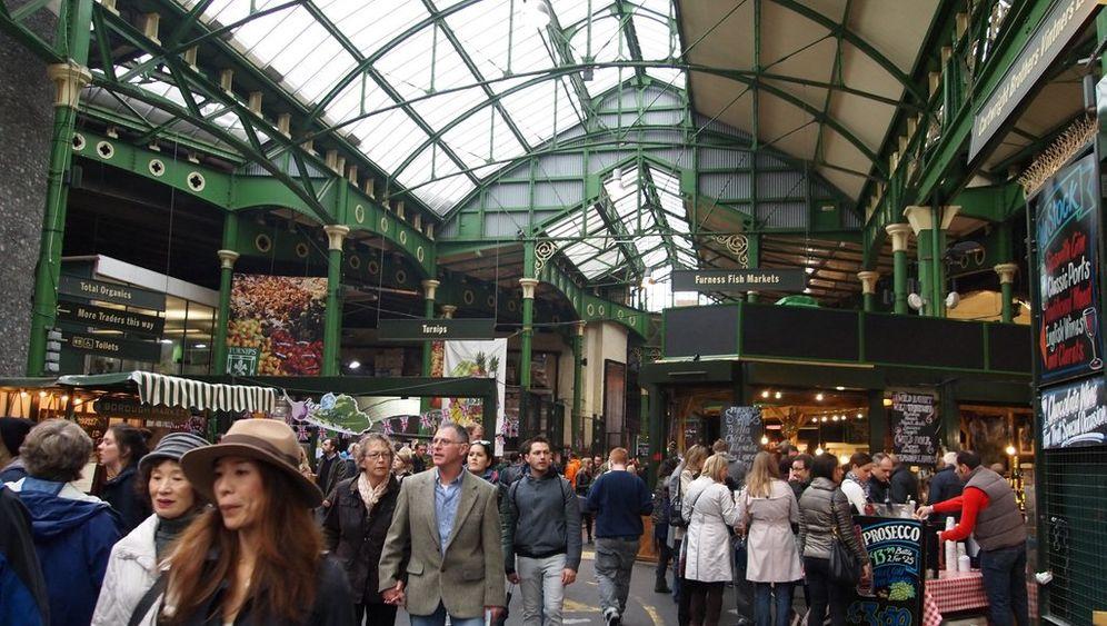 London: Die schönsten Foodie-Märkte