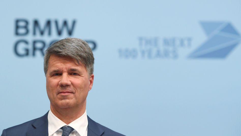 """""""Möchte mich beruflich neu orientieren"""": BMW-Chef Harald Krüger"""