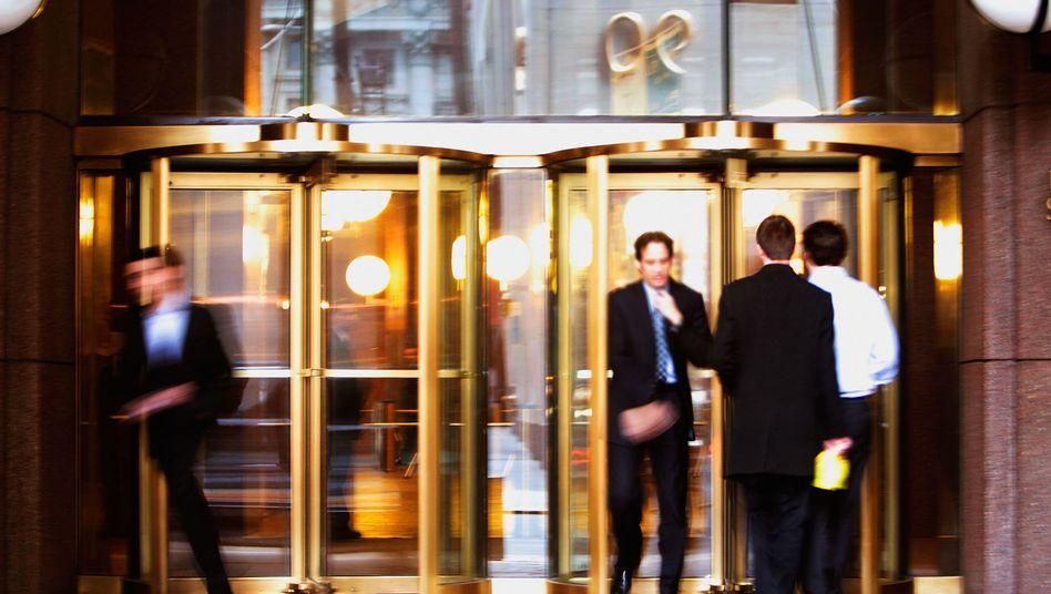 Goldman-Sachs-Zentrale in New York: Die Beweise reichen nicht aus, um ein Strafverfahren einzuleiten
