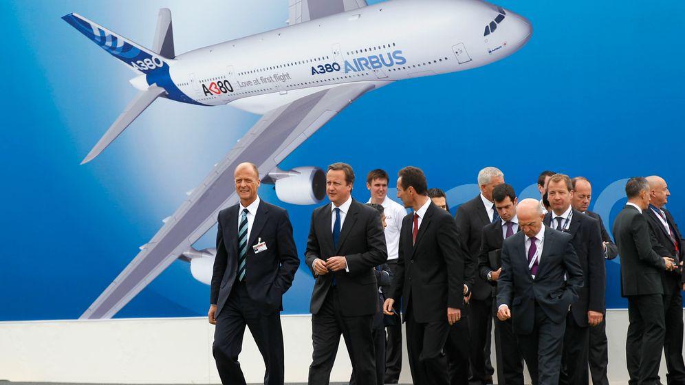 Duell der Giganten: Boeing zieht Airbus unerbittlich davon