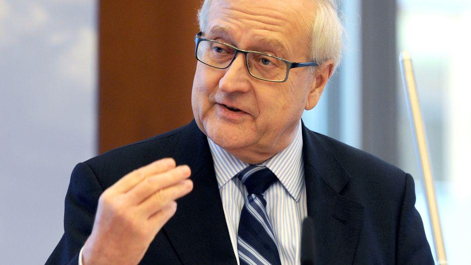 Bundeswirtschaftsminister Rainer Brüderle: Neue Frauenförderung in partnerschaftlicher Art
