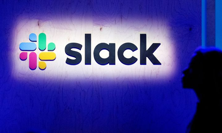Bürokommunikations-Anbieter Slack