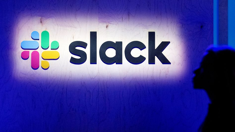 Will an die Börse: Bürochat-App Slack