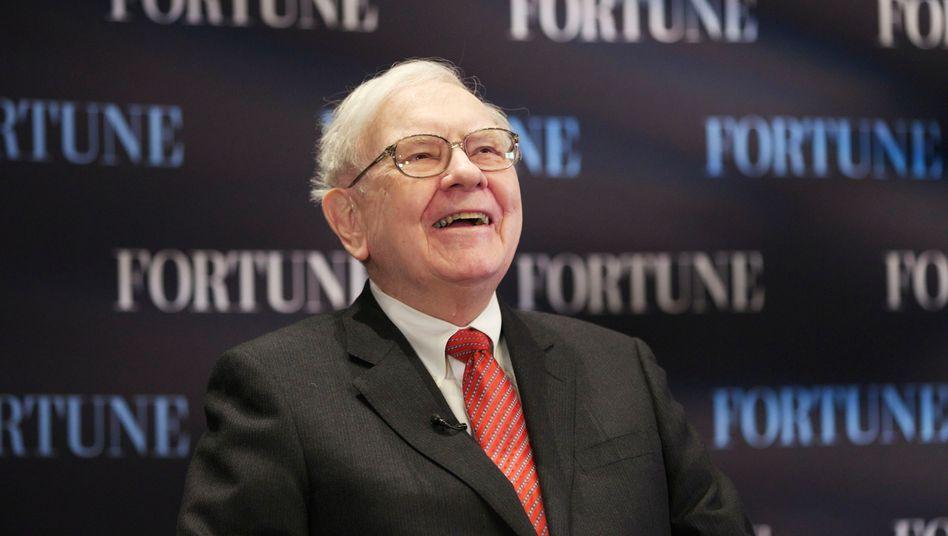 Setzt auf traditionelle Werte: US-Milliardär Warren Buffett