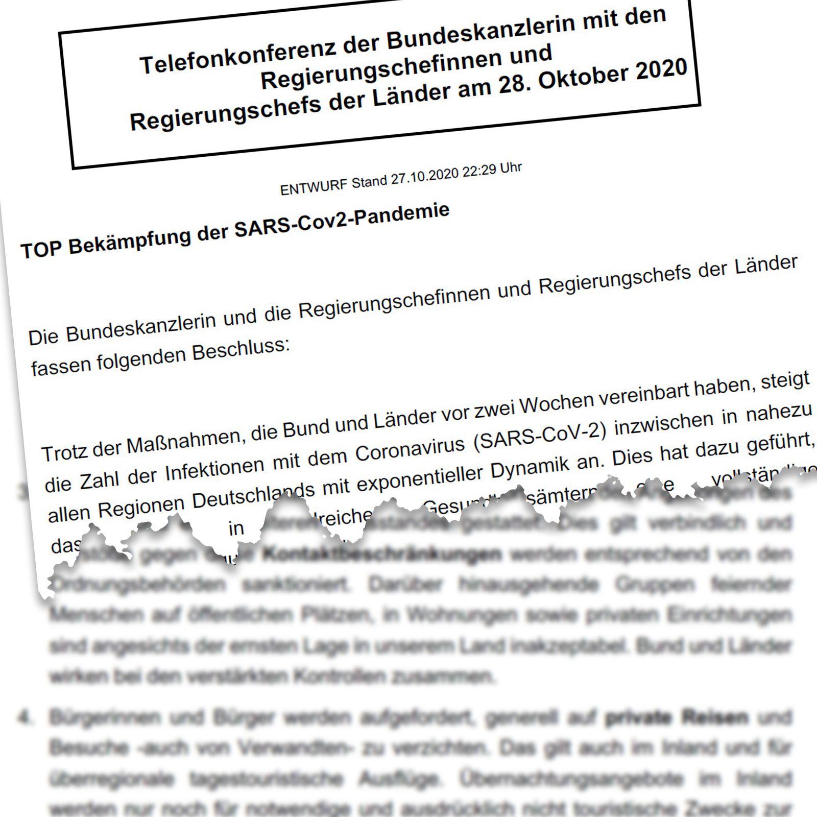 AUSRISS Entwurf Telko Regierung 28.10.2020