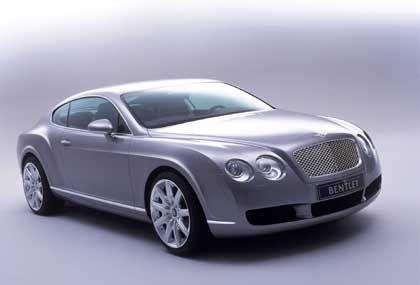 Rassig: Der Bentley Continental GT