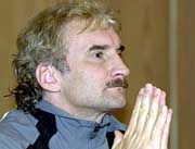 Umkämpfter Hoffnungsträger: Rudi Völler