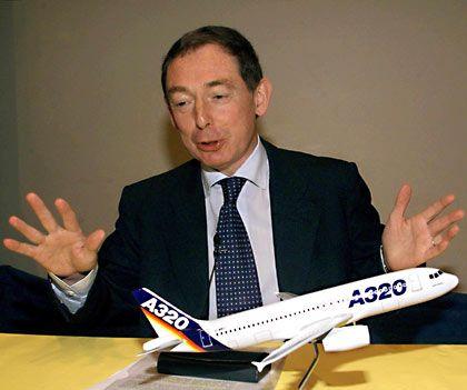 """""""Eine Krise kann zur Stärkung führen"""": Airbus-Chef Noel Forgeard"""
