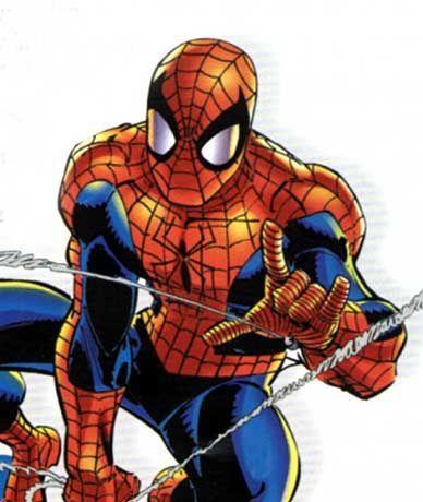 Gesamte Gage geht an die Schöpfer: Spiderman-Figur