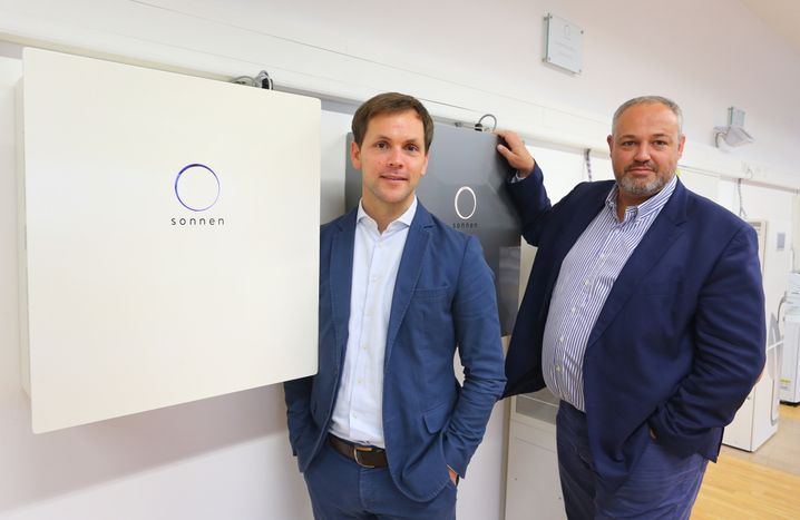 Philipp Schröder (Sonnen): Energiewende früh weitergedacht