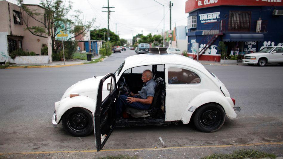 Käfer als Wohnungsersatz: Man könnte meinen, die Millionenstrafe der mexikanischen Behörden wegen Umweltverstößen richteten sich gegen alte Wagen von Volkswagen. Weit gefehlt: Es geht um Fahrzeuge des Modelljahres 2016