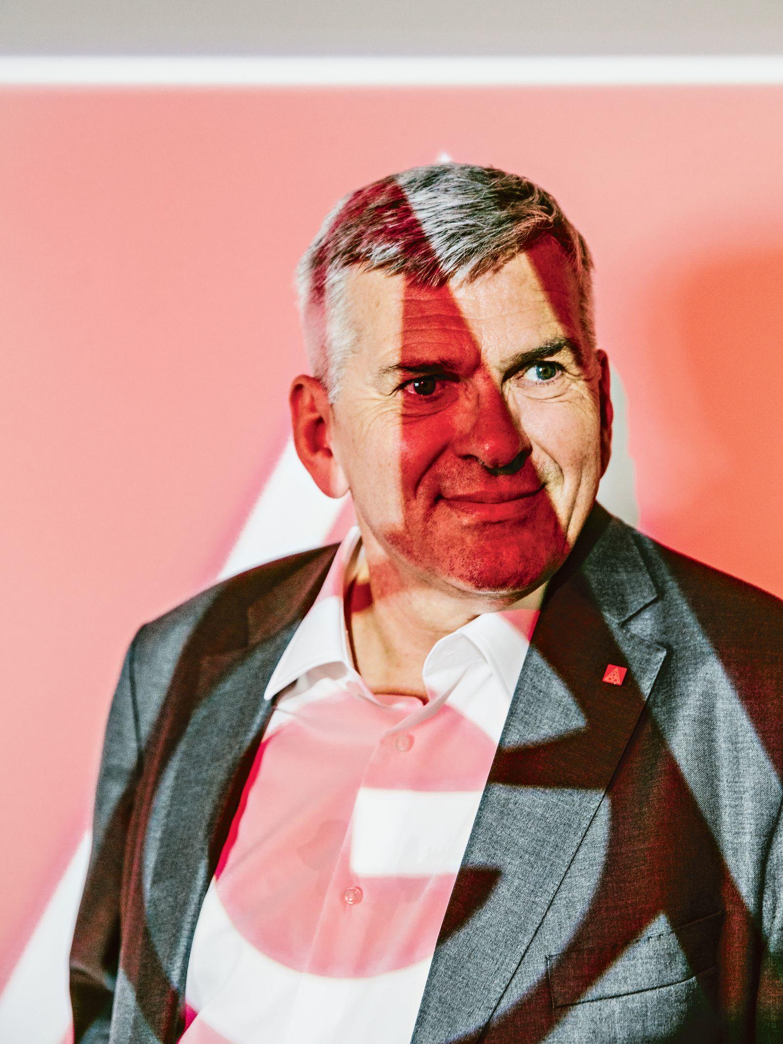 Jörg Hofmann (2018)