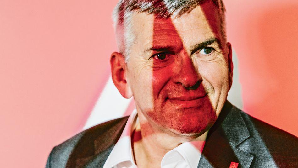 Der Boss: Seit 2015 ist Jörg Hofmann Chef von Europas größter Einzelgewerkschaft.