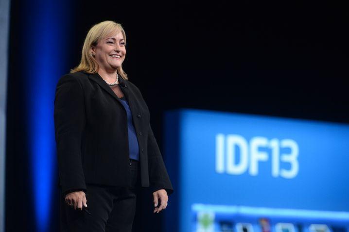 Seit mehr als 25 Jahren bei Intel: President Renée James