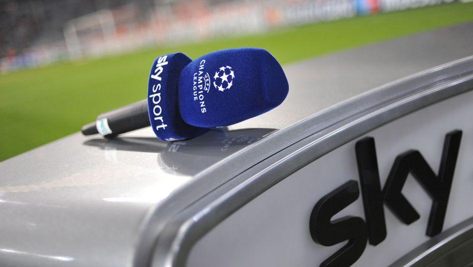 Wichtigste Säule Fußball: Sky hat die Zahl seiner Kunden auf 2,6 Millionen gesteigert - das hochdefizitäre Unternehmen sieht sich auf dem richtigen Weg