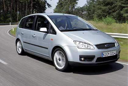 Später Einstieg in den boomenden Markt der Minivans: Ford Focus C-Max