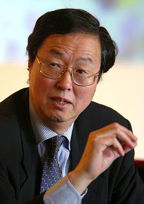 Gilt als exzellenter Wirtschaftskenner: Chinas Zentralbankgouverneur Xiaochuan