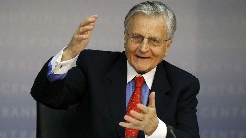 """EZB-Chef Trichet: """"Es hätte die schwerste Krise seit dem Ersten Weltkrieg werden können"""""""