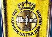 Fließt nicht mehr durch ganz so viele Kehlen wie ehedem: Das Bier aus Warstein