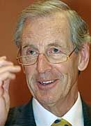 Martin Kohlhaussen wechselt am 25. Mai in den Aufsichtsrat