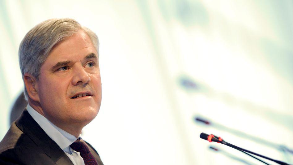 """Bundesbank-Noch-Vorstand Dombret: """"Marktumfeld weiter außerordentlich günstig"""""""