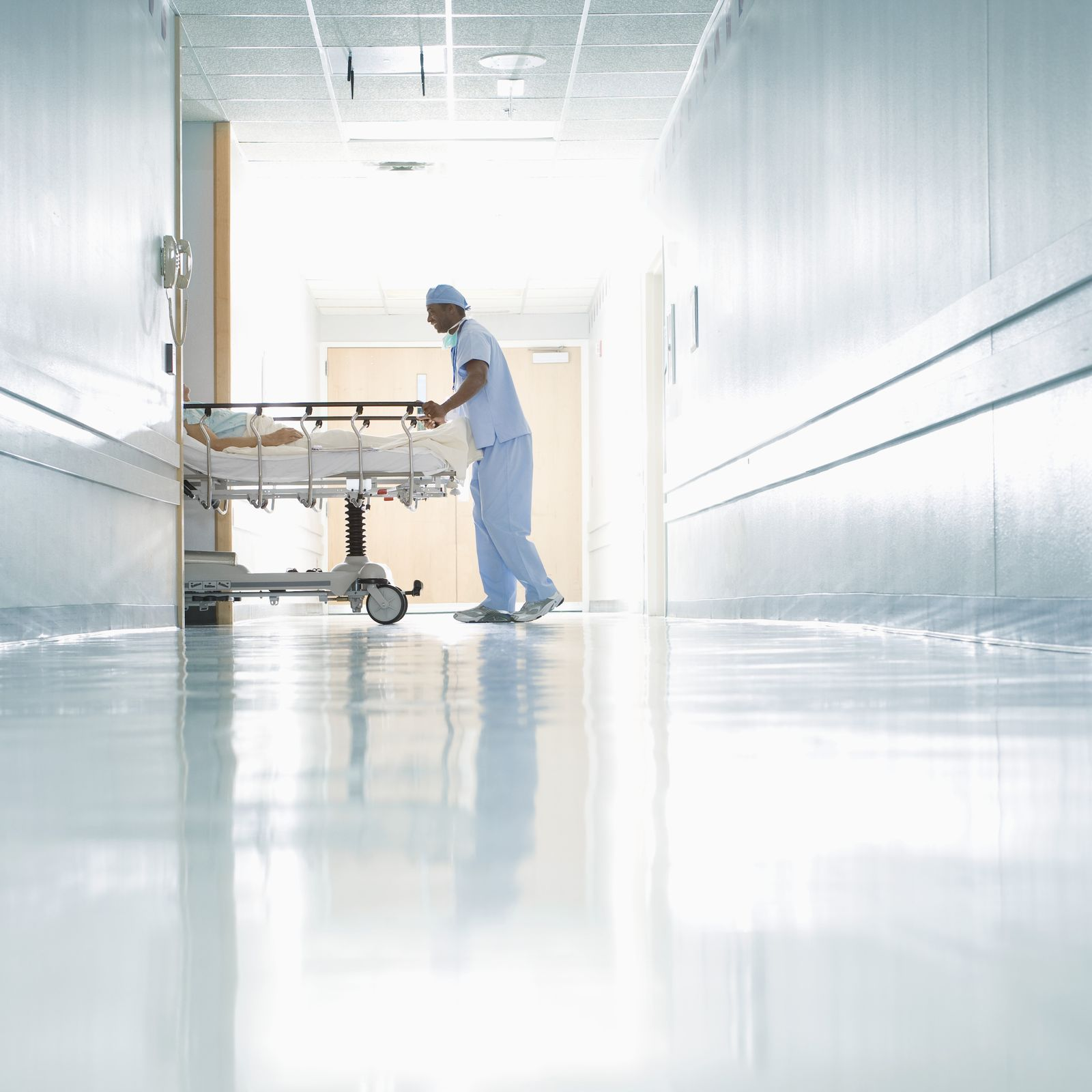 NICHT MEHR VERWENDEN! - Symbolbild Krankenhaus