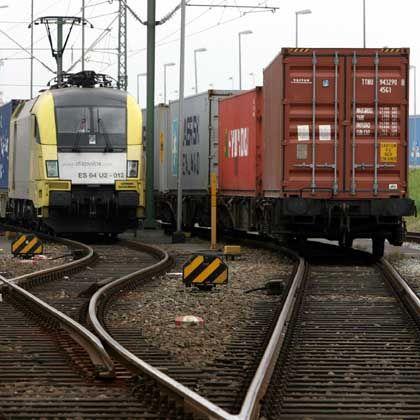 Güter auf der Schiene: Buffett hat die Eisenbahn wiederentdeckt