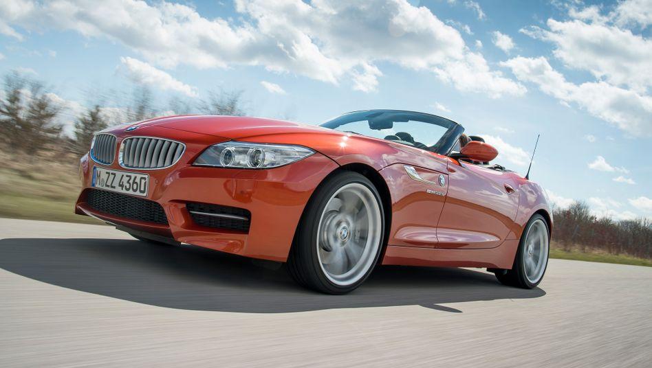 BMW Z4: Das geplante Nachfolgemodell soll besonders umweltverträglich werden