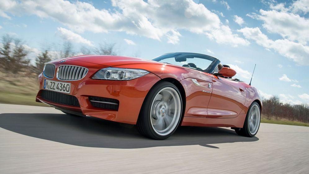 Autogramm BMW Z4: Frisch geschminkt in den Frühling