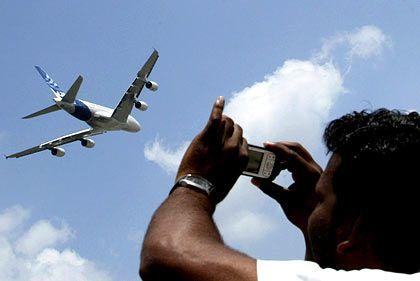Take a picture, make a Flugzeugfonds: Der Airbus A380 ist nicht nur bei Planespottern beliebt