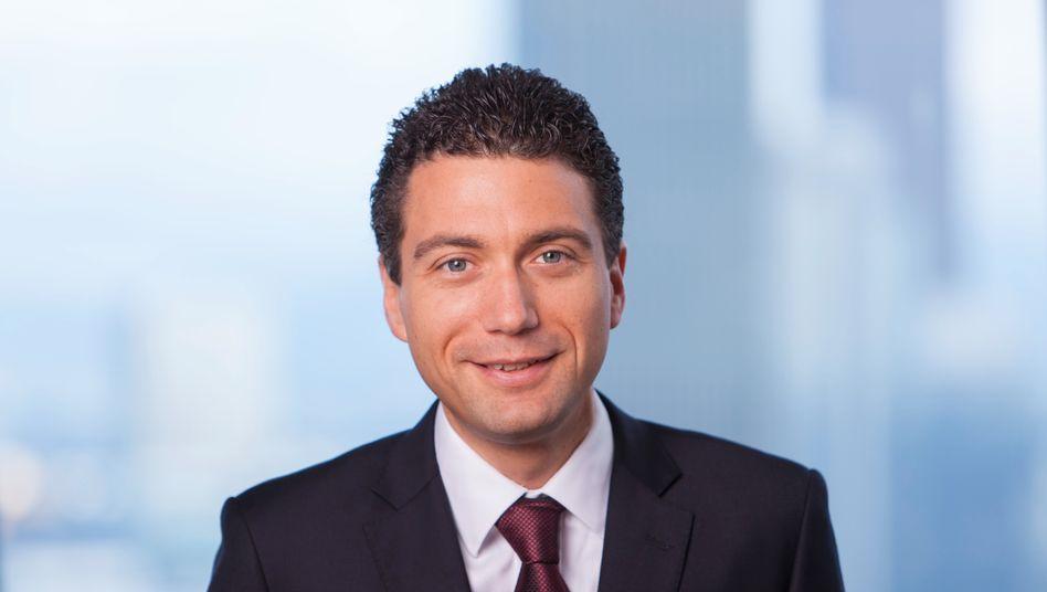 Noch Genosse, bald Sparkassen-Mann: Ingo Speich wechselt von Union Investment zur Deka.