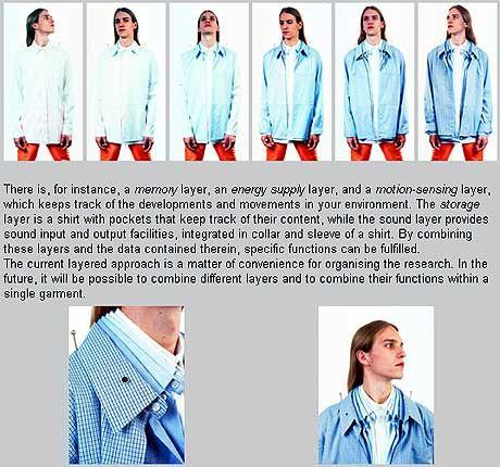 Oberhemden: Farbskala - oder wie sie Hemden nicht tragen sollten