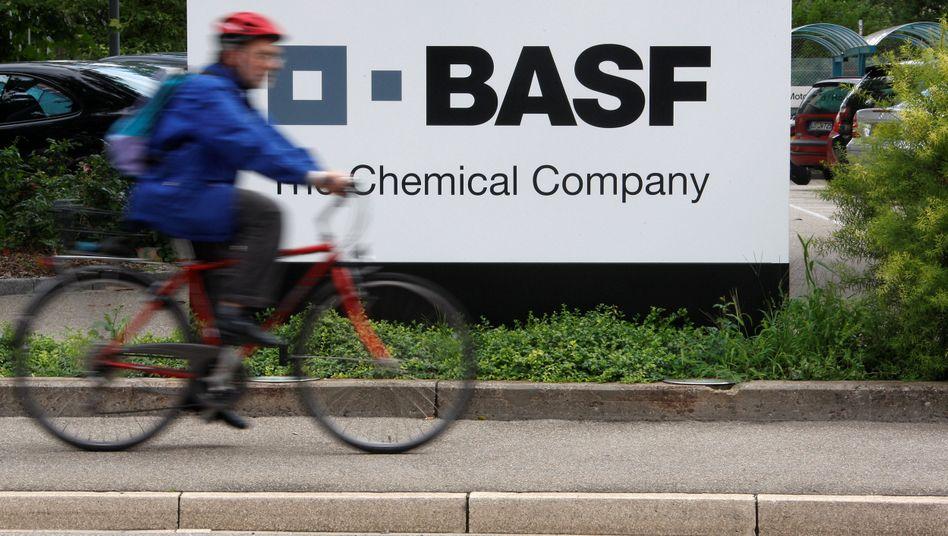 BASF: Der Gewinn soll in diesem Jahr um mindestens 11 Prozent wachsen