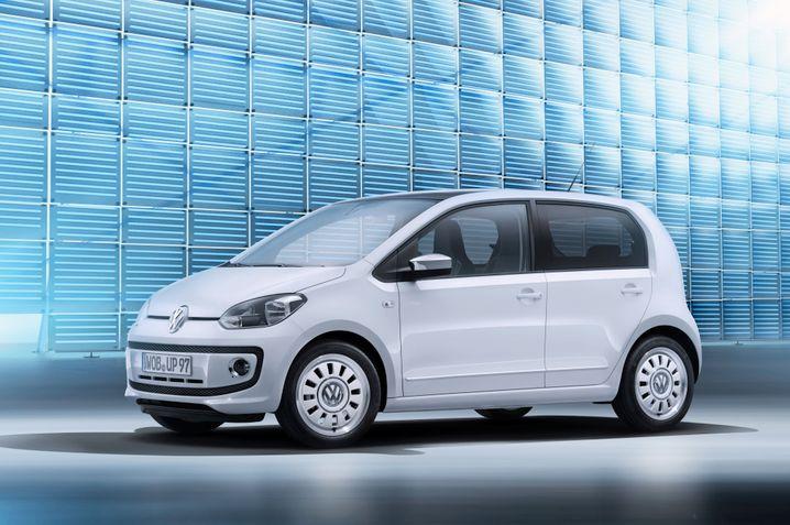 VW Up: Volkswagens Kleinster legt im Juni nochmals kräftig zu