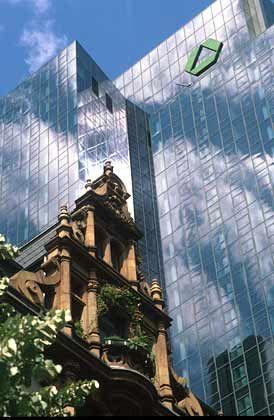 Will verstärkt Kunden werden: Die Dresdner Bank