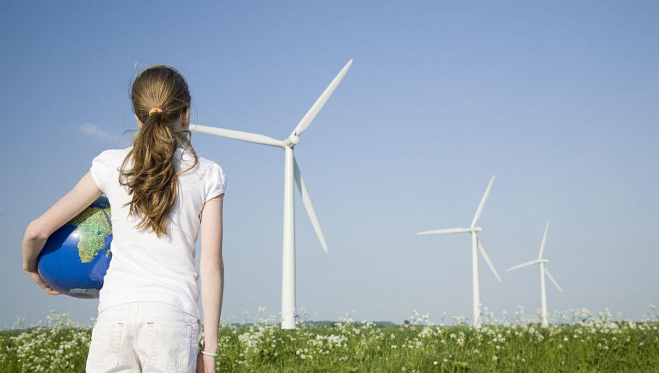 Drehstrom aus dem Osten: Neue Bundesländer mit höchstem Anteil erneuerbarer Energien an der Stromerzeugung