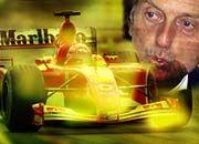 Ferrari-Chef Luca di Montezemolo blickt dem Formel-1-Weltmeistertitel und dem Börsengang entgegen.