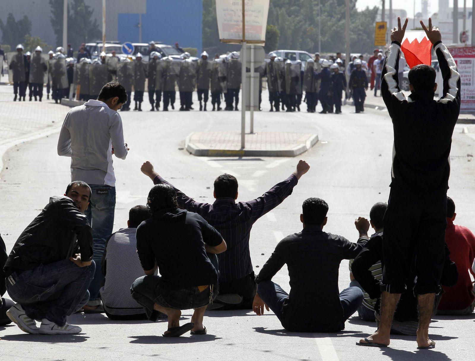Proteste Bahrain