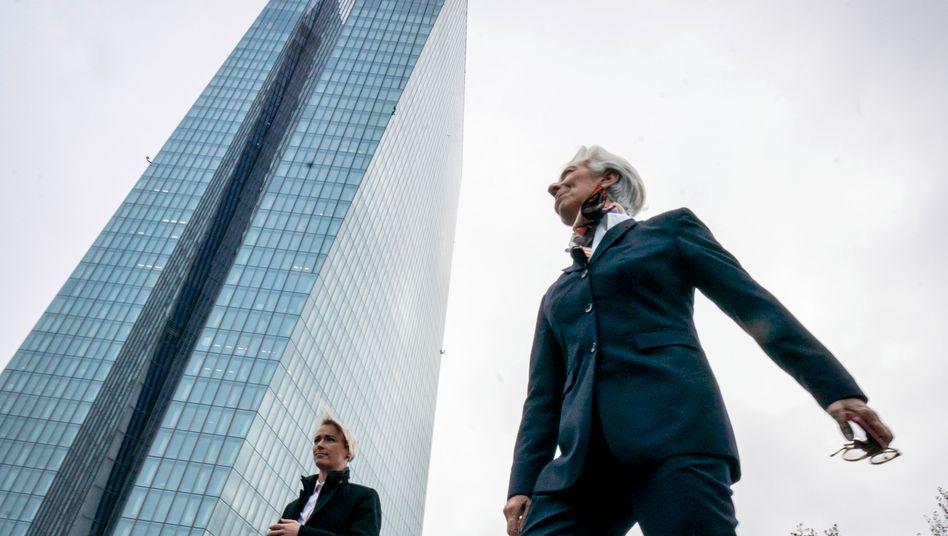 EZB-Chefin Christine Lagarde: Nächster TLTRO-Kredit geplant