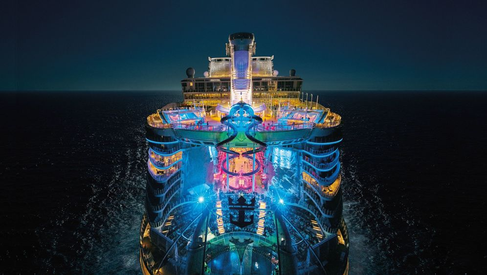 """""""Symphony of the Seas"""": Ein Bordrundgang auf dem größten Kreuzfahrtschiff der Welt"""