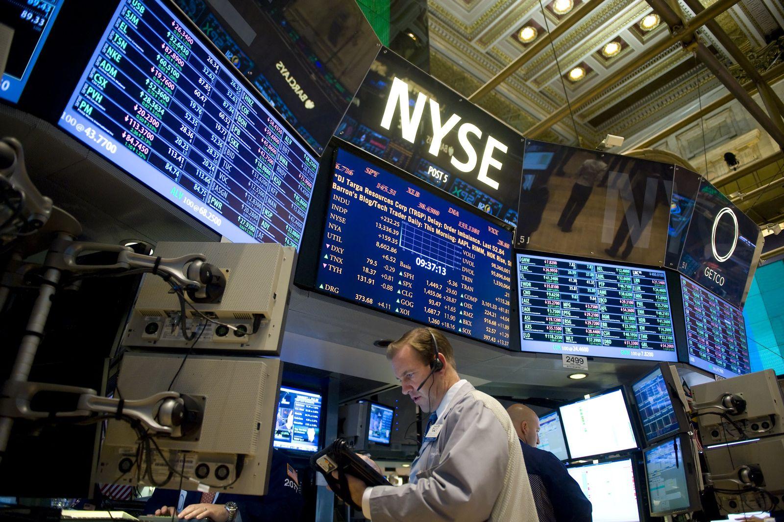 US / Ney Yorker Börse / Wall Street / NYSE