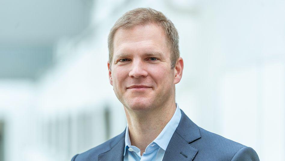 Weltmann: Der Pharmaspezialist Christoph Schweizer wird oberster BCGler