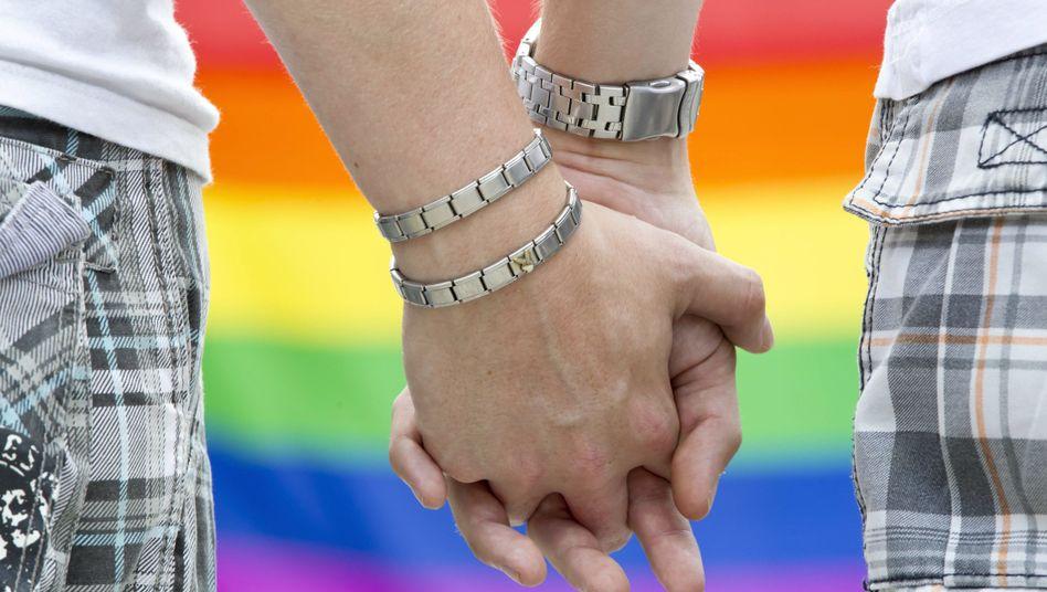 Schwule und Lesben, Bisexuelle, Transidente und Intersexuelle haben im Job immer noch mit Diskriminierung zu kämpfen